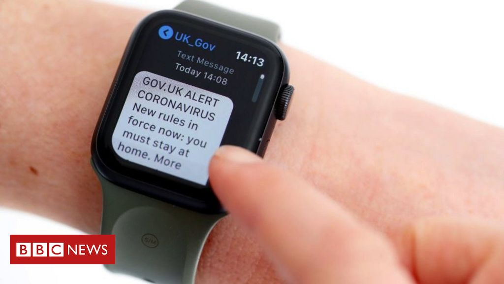 New emergency textual content alerts to be trialled