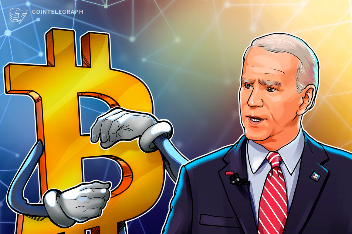 Bitcoin tackles $40,00Zero as Biden unveils new $6 trillion federal spending funds