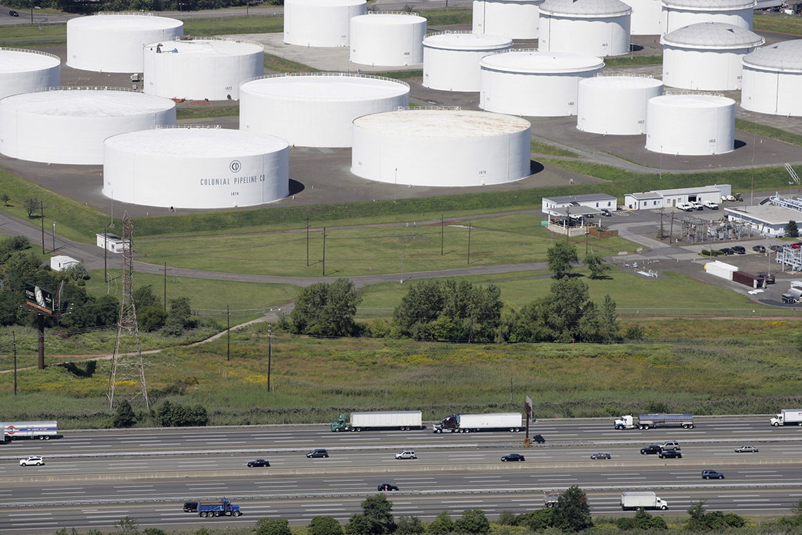 Cyberattack on important pipeline freezes deliveries to U.S. East Coast