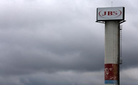 Brazil's JBS to take a position $351 mln to broaden capability in Paraná state