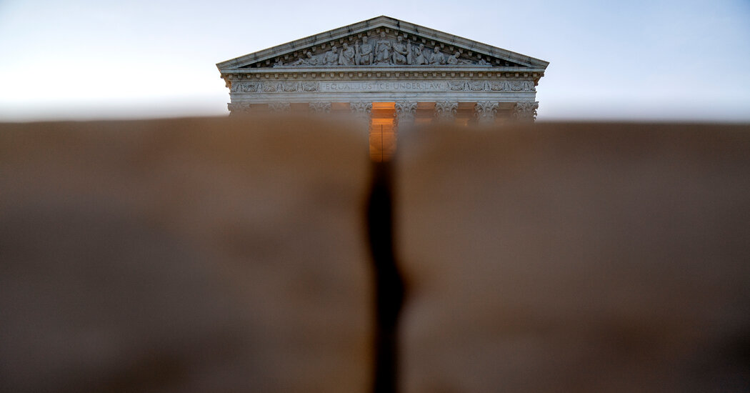 Each events are gaming out how a Supreme Court docket ruling on abortion subsequent 12 months might upend the midterms.