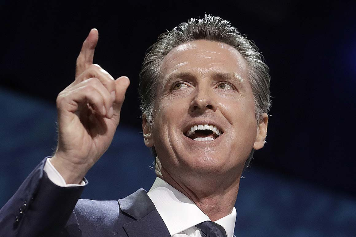 Newsom needs at hand out money earlier than California recall election