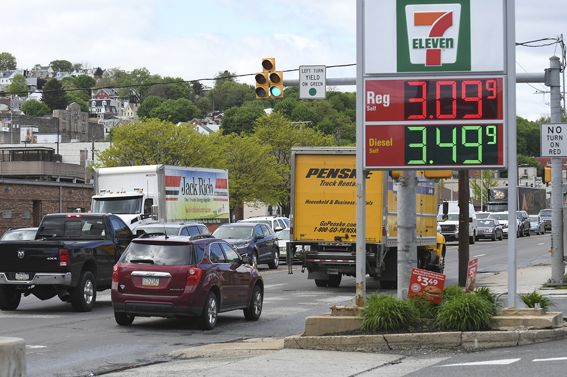 EPA strikes to spice up gasoline availability in mid-Atlantic states after Colonial cyberattack