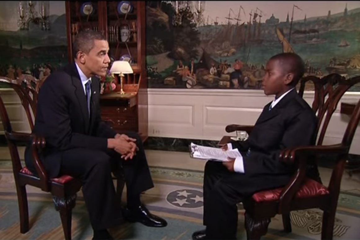 Scholar reporter who interviewed Obama at White Home dies at 23