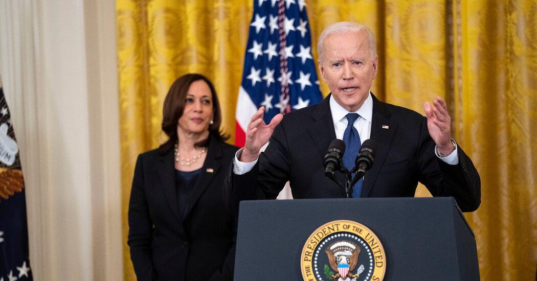 Biden's Plan: President to Suggest $6 Trillion Price range to Enhance Center Class, Infrastructure