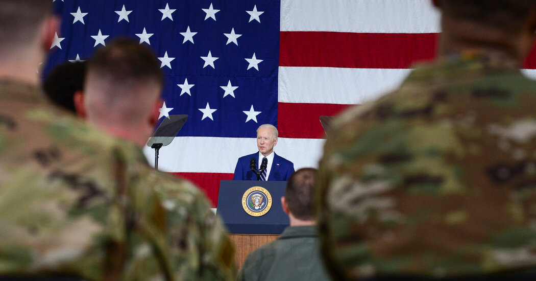 Biden's $6 Trillion Price range Goals for Path to Center Class, Financed by the Wealthy
