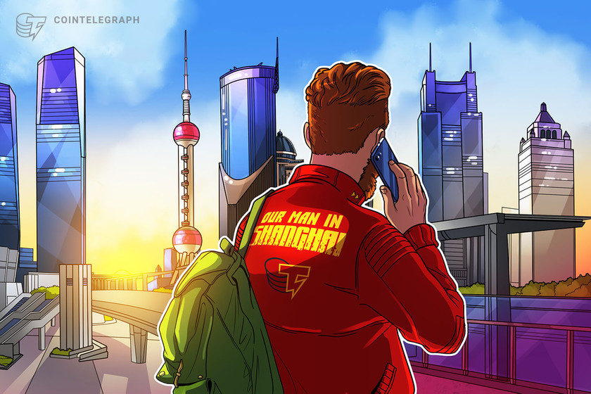 Shanghai Man: China's annual ban defined, 'crypto crash' trending … and extra