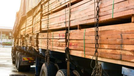 File-Setting Lumber Costs Elevate Timber ETFs