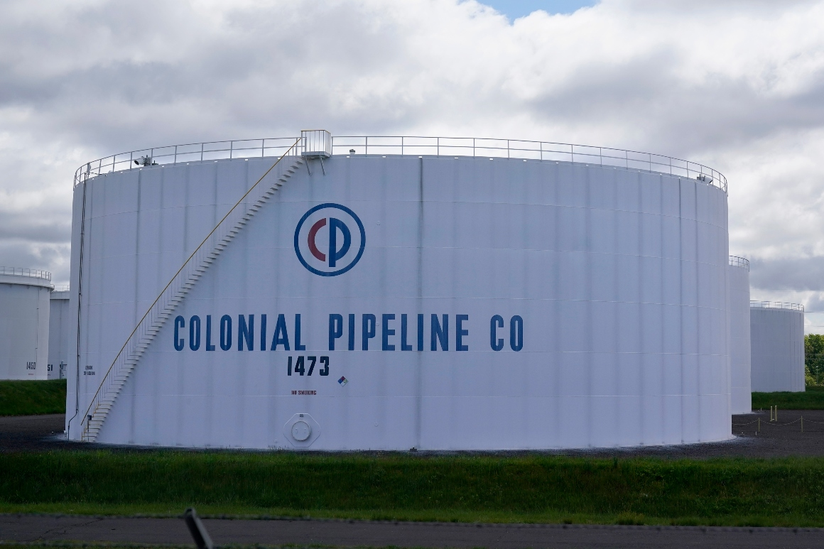 Colonial Pipeline eyes restart this week after cyberattack
