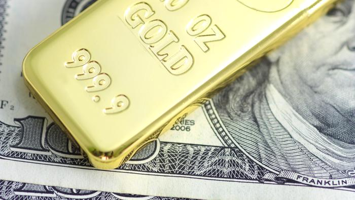 Gold Value Pops 1% as Actual Yields Tumble to 5-Month Low