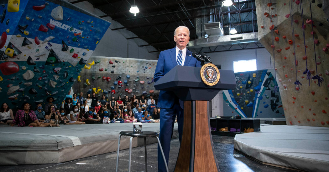 A Have a look at What's Inside Biden's $6 Trillion Price range Request