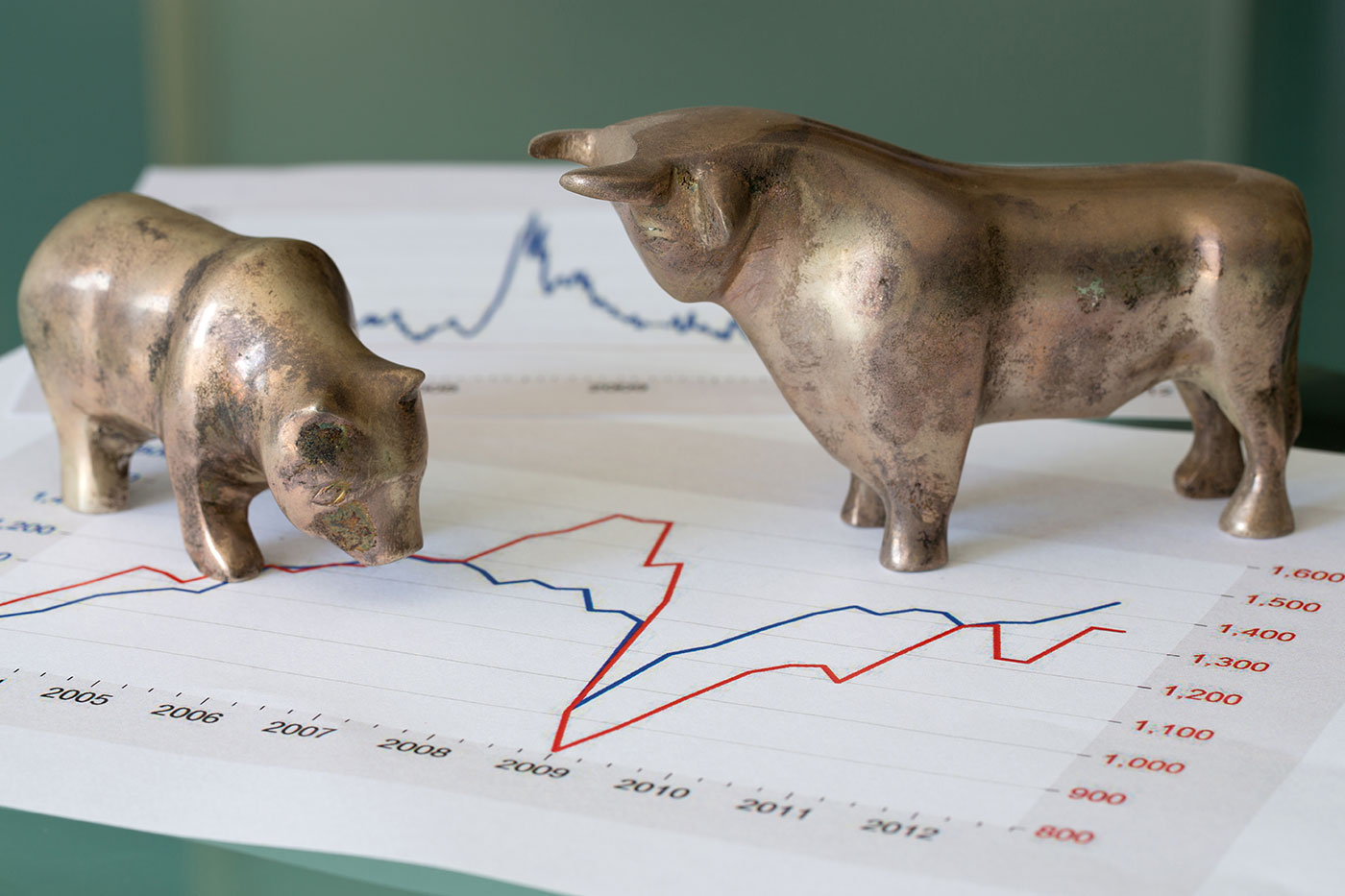 Buying and selling and Investing in Right this moment's Bizarro World