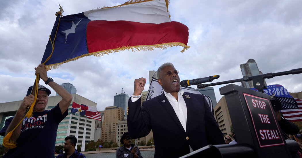 Allen West Resigns as Chairman of Texas Republican Social gathering