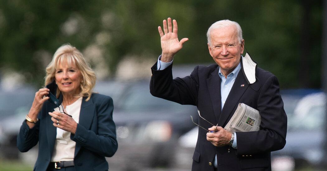Biden Stated He Will Unveil International Vaccination Plan