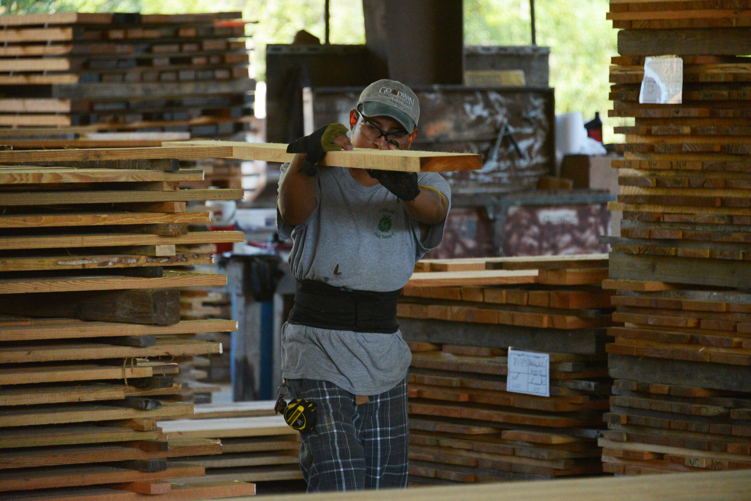Lumber govt sees additional reduction in sky-high costs