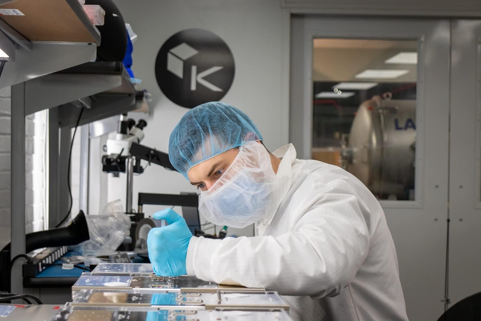 Kepler Communications raises $60 million increase community, add US workplace