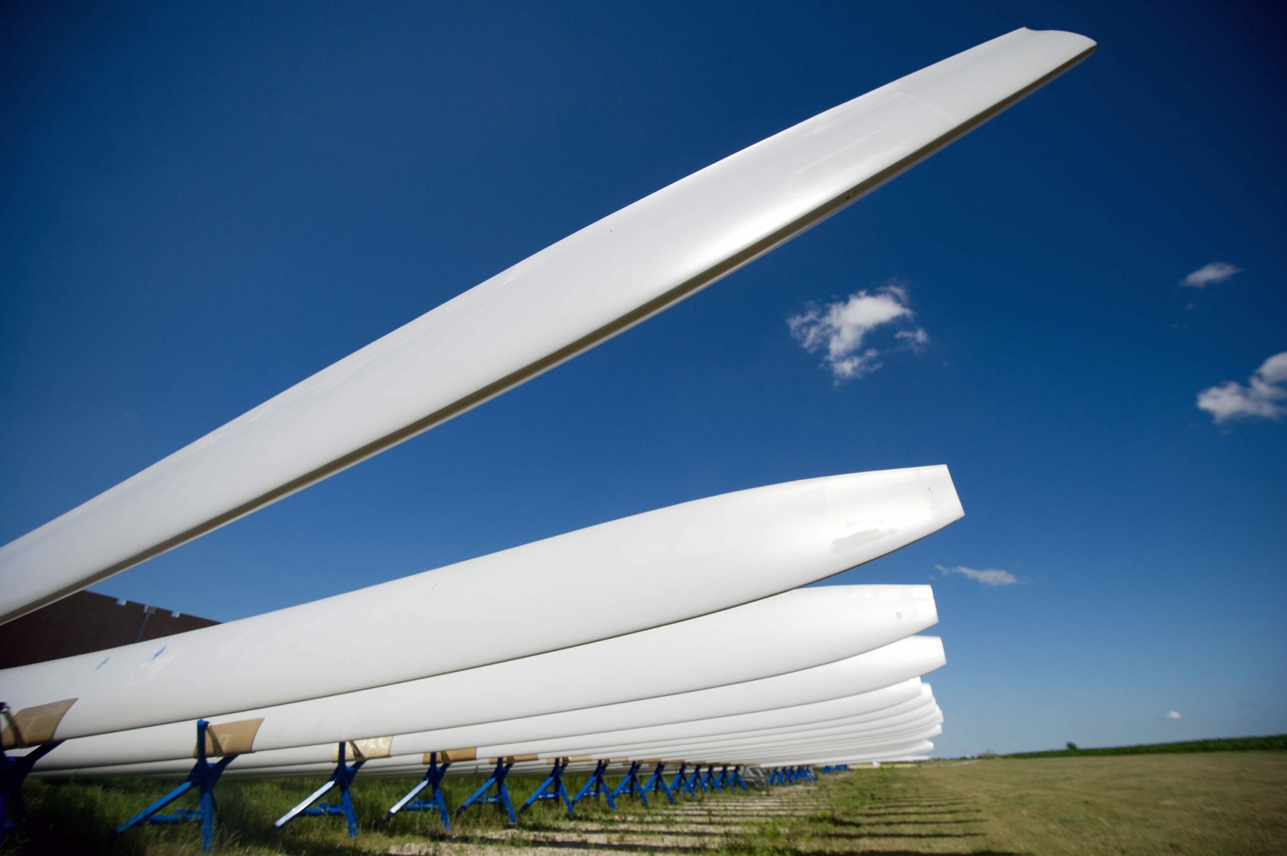 Cement agency works with GE's renewables unit on wind turbine recycling