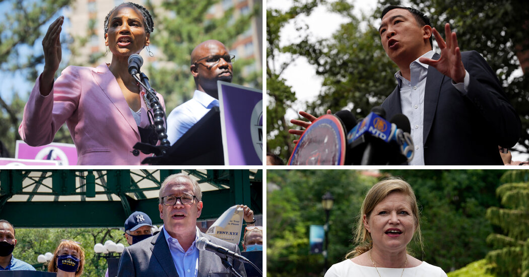 Learn how to Watch Tonight's NYC Mayoral Debate: Time, Streaming and Candidates