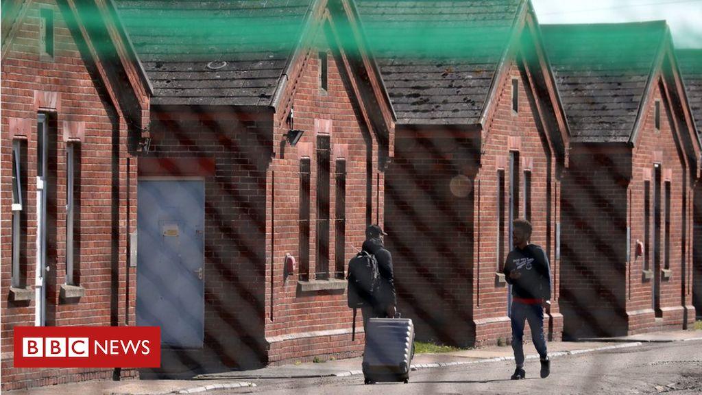 Napier Barracks: Housing migrants at barracks illegal, courtroom guidelines