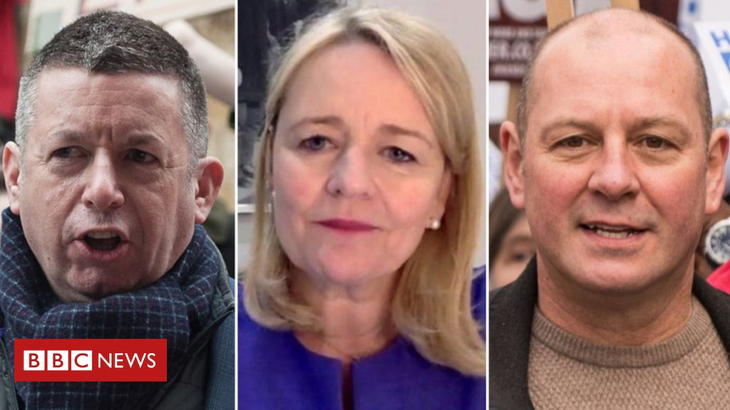 Unite management: Three-way battle to be left's candidate