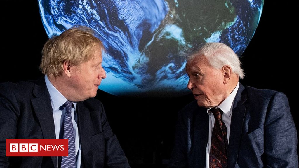 G7 leaders face largest local weather change selections in historical past – David Attenborough