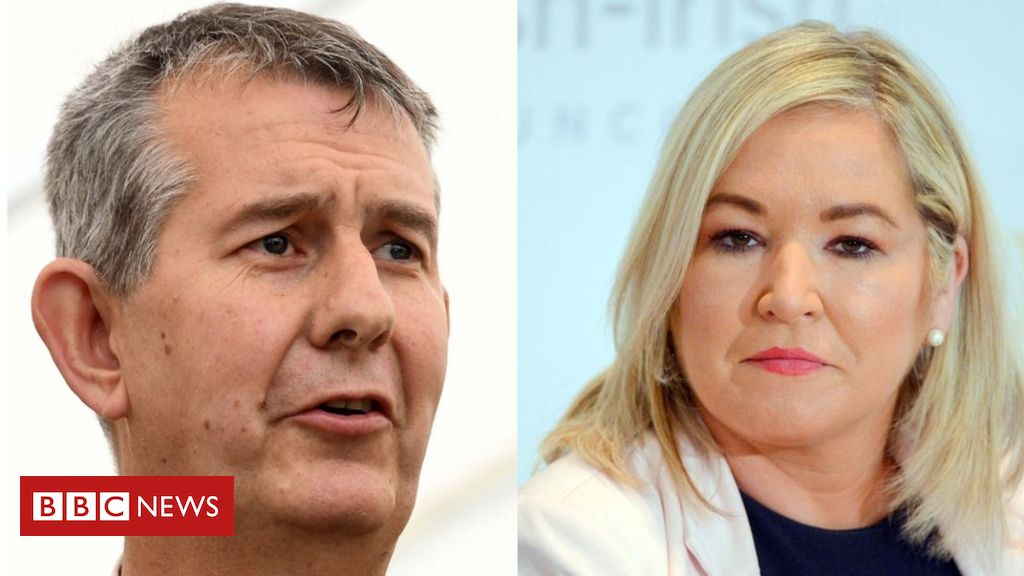 Sinn Féin accuses the DUP of performing in unhealthy religion over Irish language