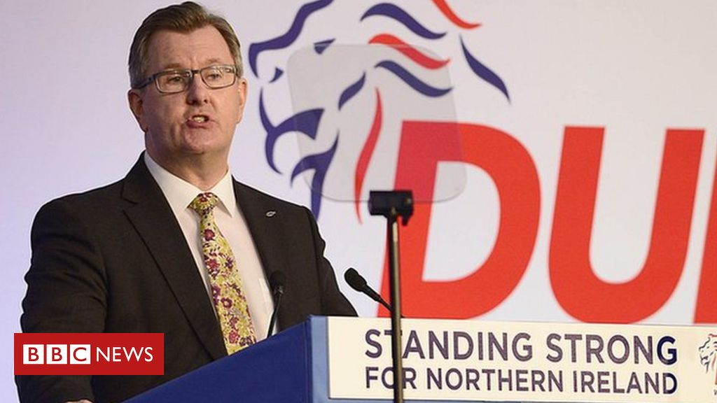 DUP management: Sir Jeffrey Donaldson is simply candidate
