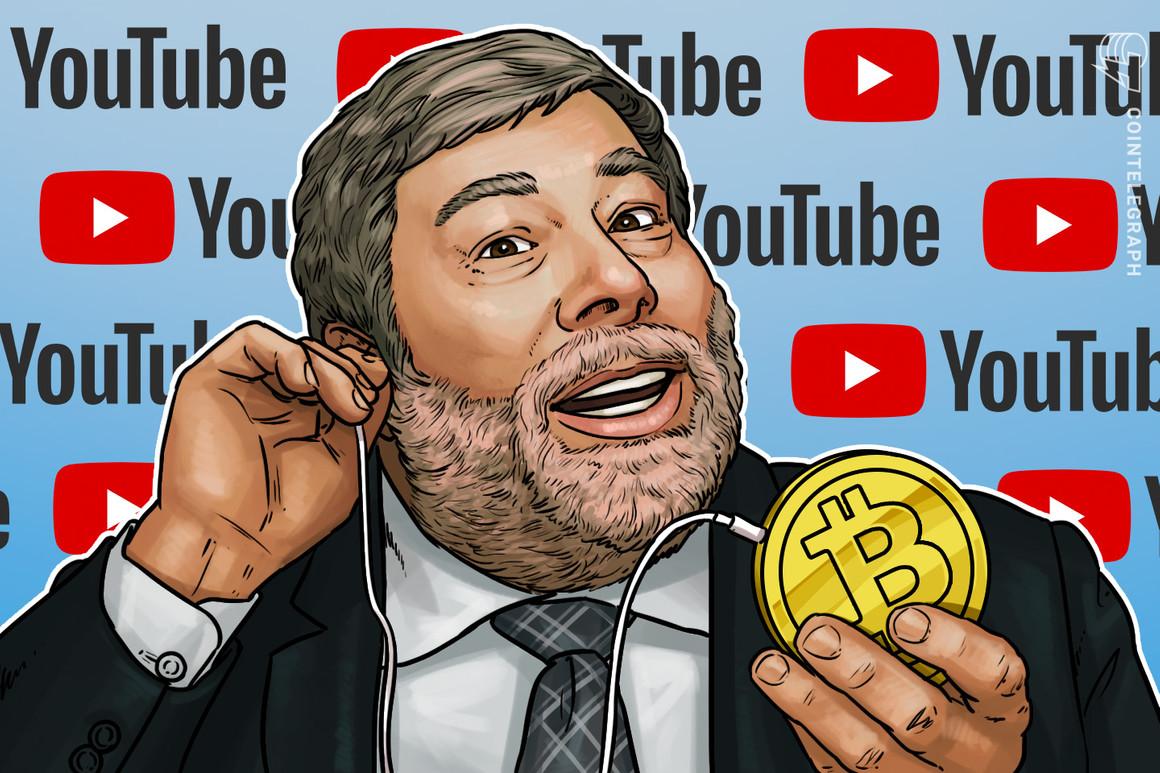 Apple co-founder Steve Wozniak loses Bitcoin rip-off case towards YouTube