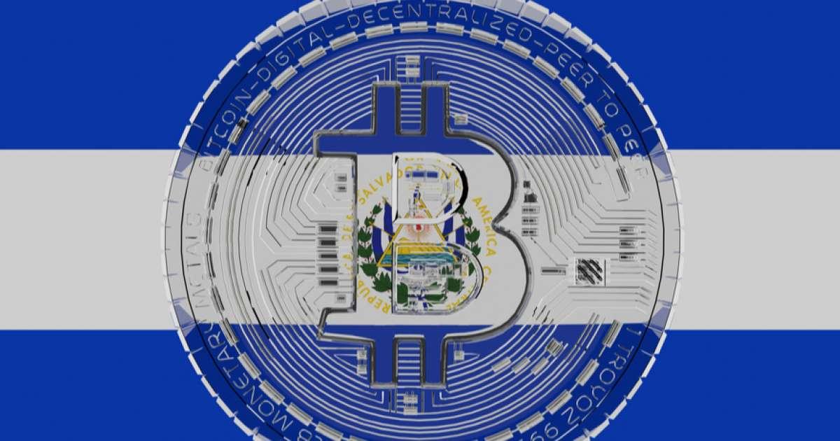 Bitcoin larger as El Salvador legislature backs president's plan to make crypto authorized tender