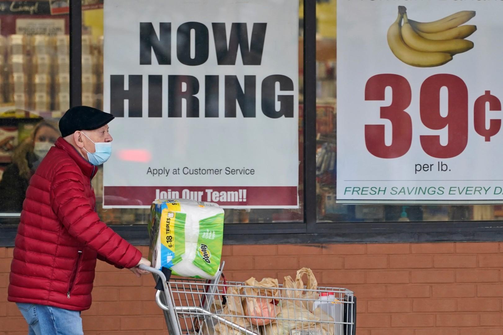 Biden's again door to wage hikes