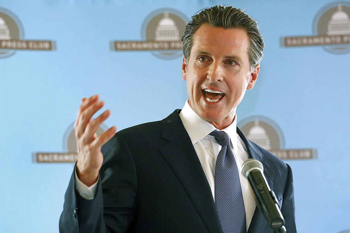 Bears, Fox Information and 'Houdini': Newsom escaping as Republicans fail to interrupt momentum