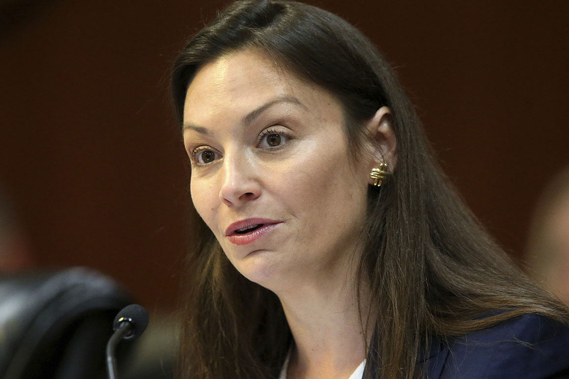 Florida GOP beneath fireplace for tweet accusing Democrats of antisemitism