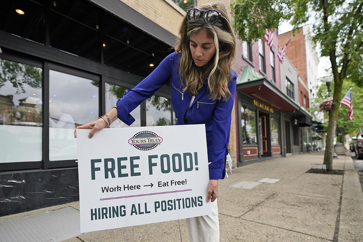 U.S. provides modest 559,000 jobs, an indication of extra hiring struggles