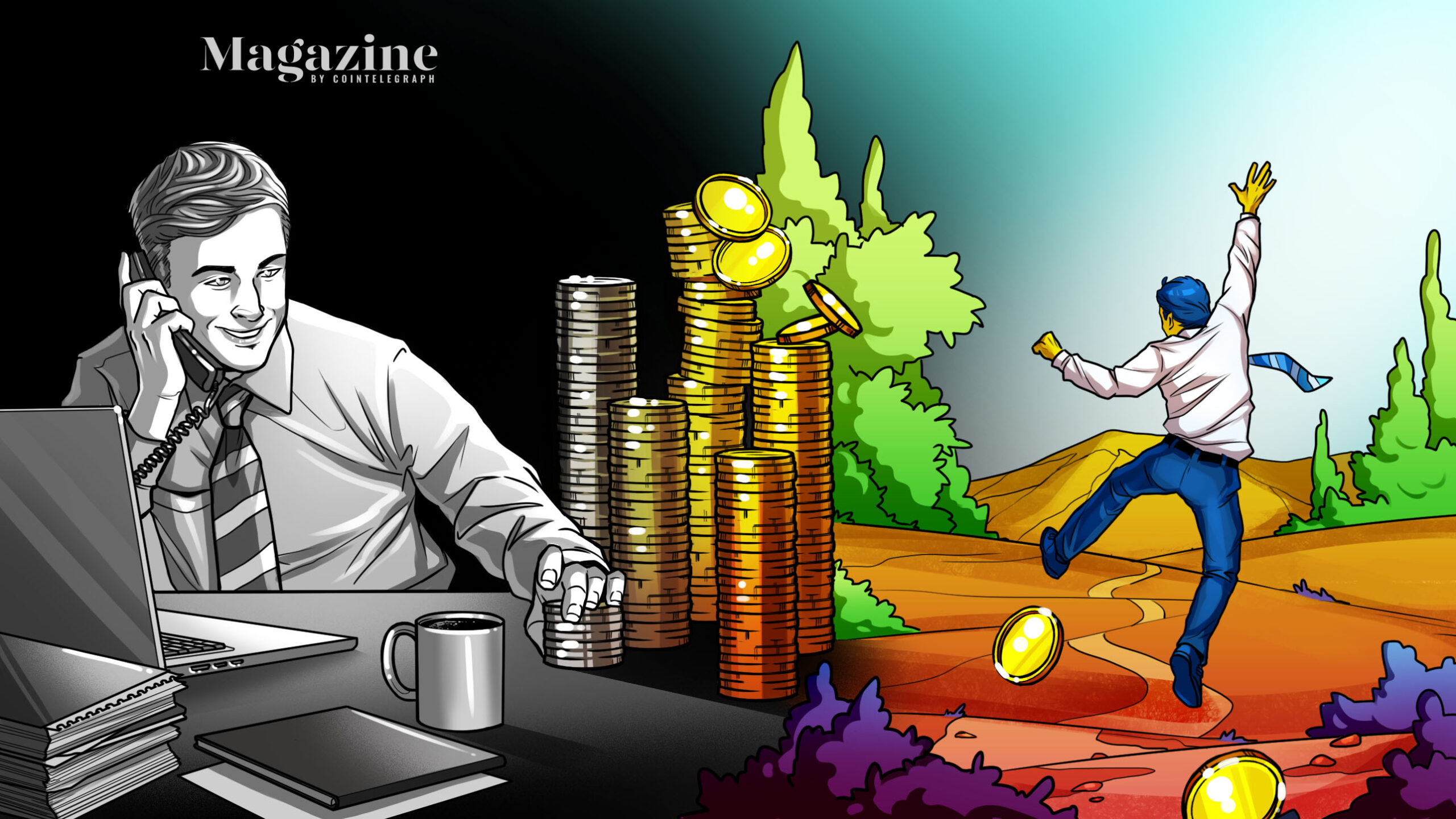 Retire early with crypto? Enjoying with FIRE – Cointelegraph Journal