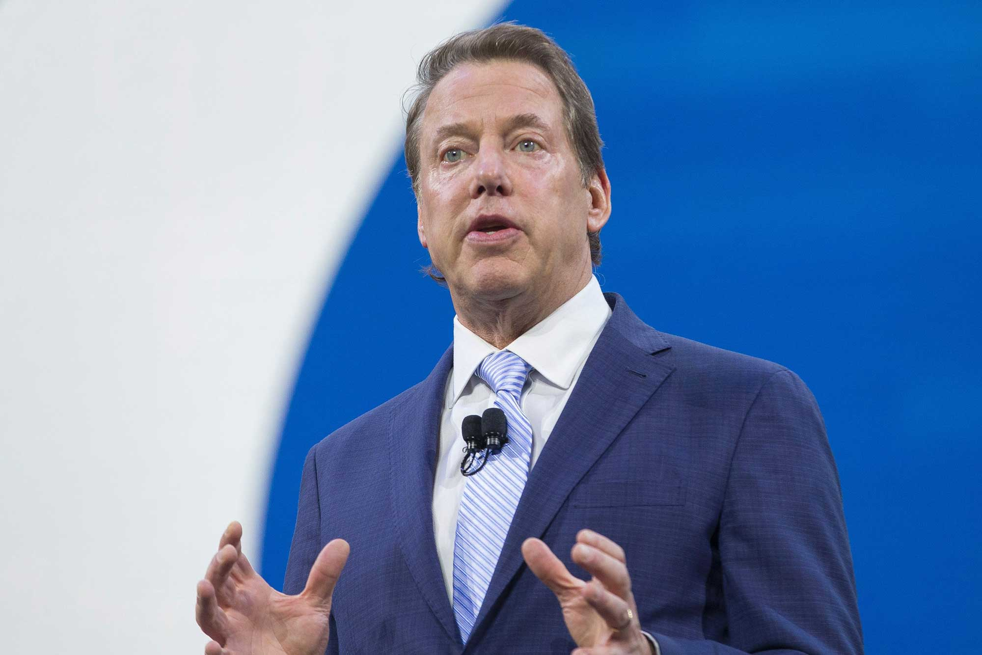 Ford and GM exchange 'chairman' title with gender-neutral 'chair'