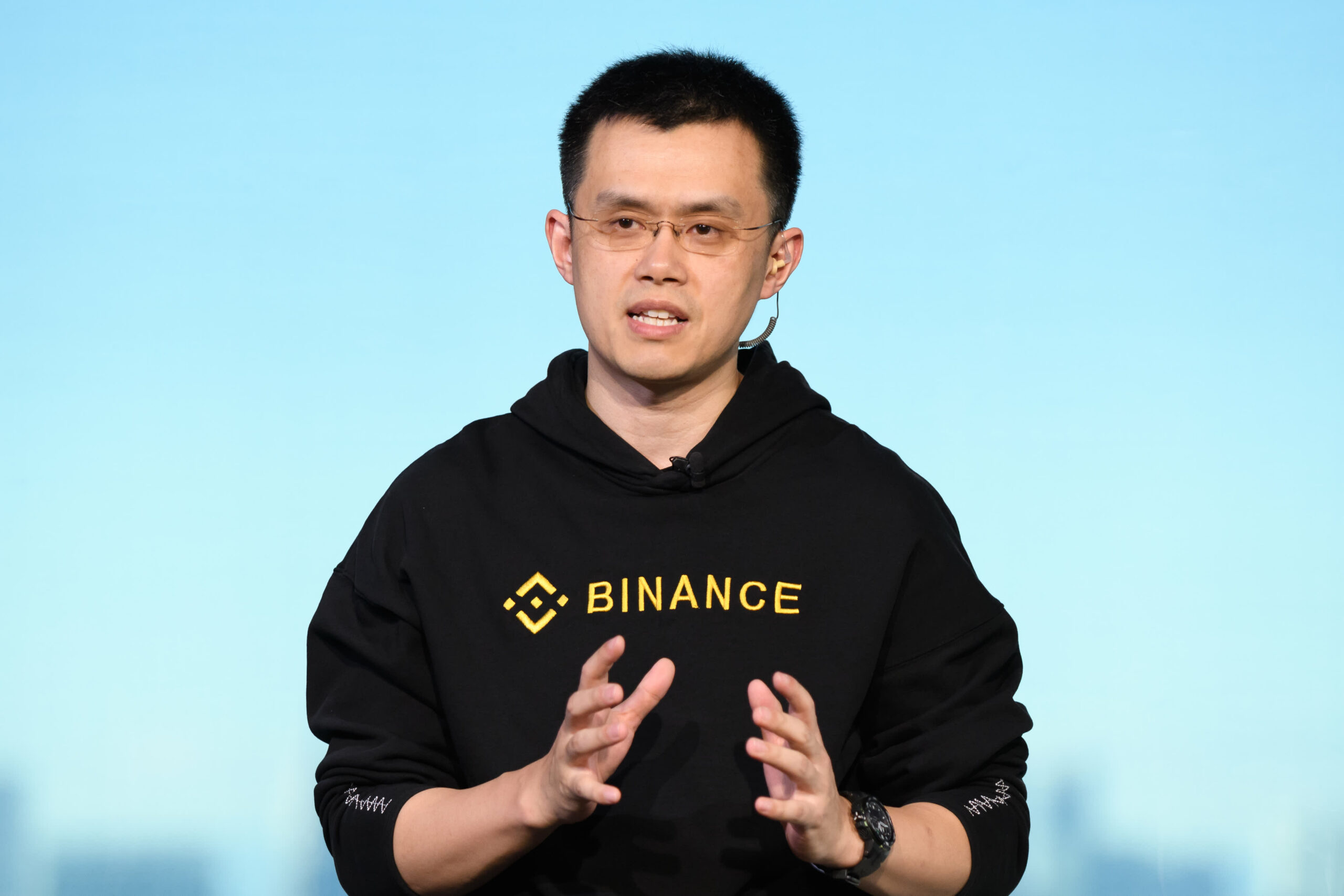 Binance CEO says prepared to step down amid crypto crackdown