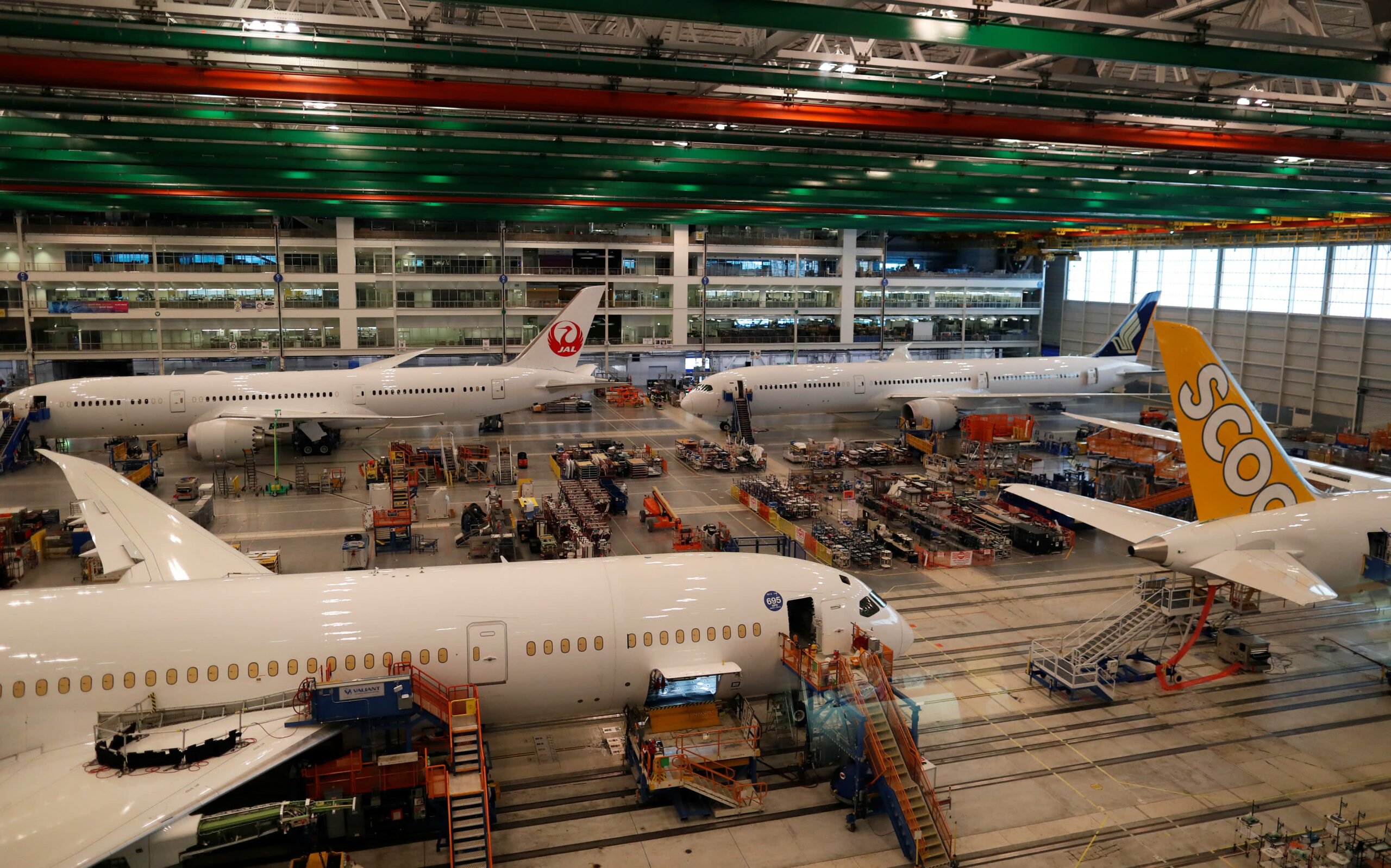 FAA says Boeing will repair new manufacturing defect on 787 Dreamliners earlier than deliveries resume