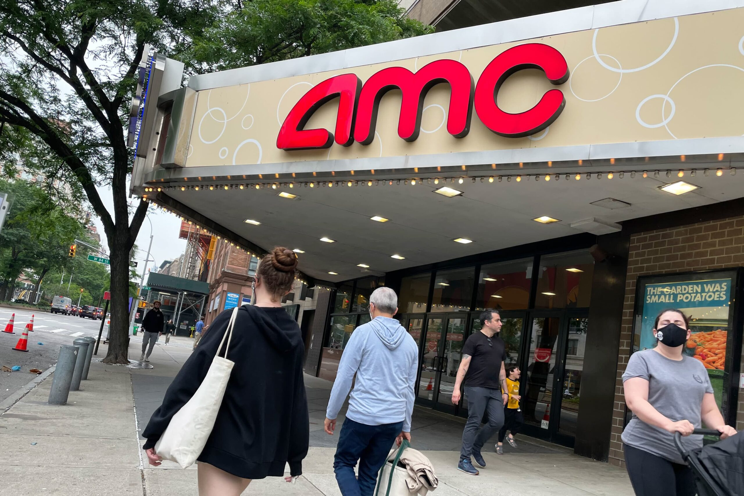 AMC share value reduce in half as actuality units in for meme inventory traders