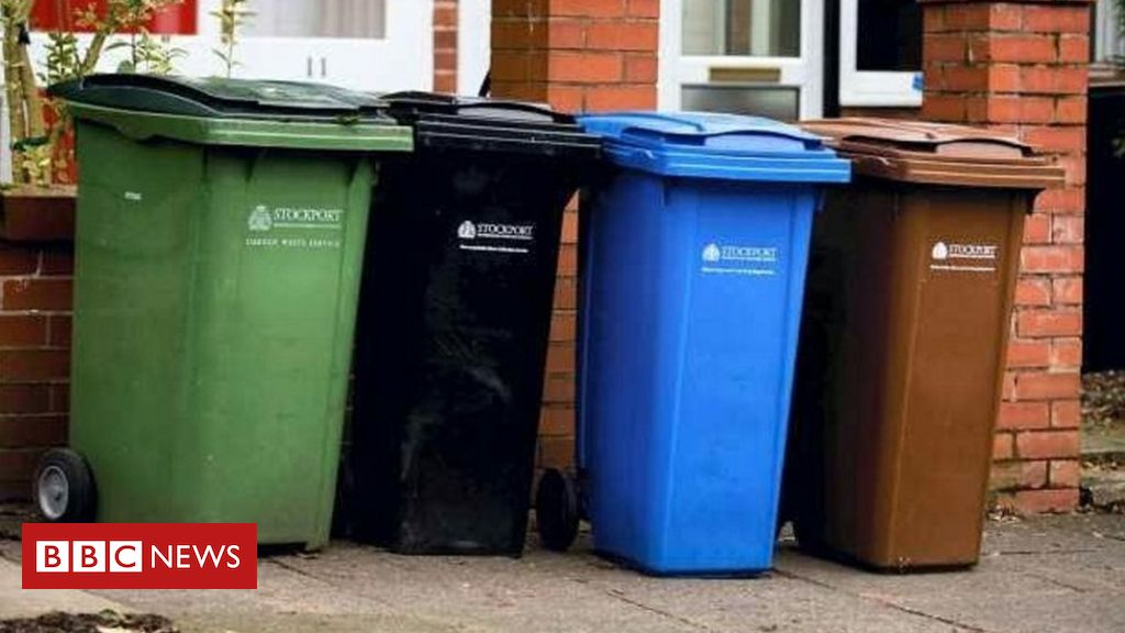 Self-isolation hits bin collections throughout nation