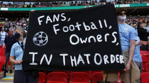 Risks to English soccer 'very actual', says chair of fan-led evaluate into recreation