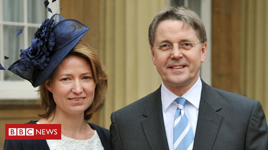 Greensill: Prime official's widow hits out at lobbying report