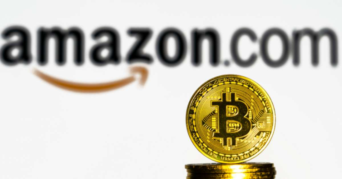 Bitcoin slips as Amazon Inc denies plans to just accept crypto funds