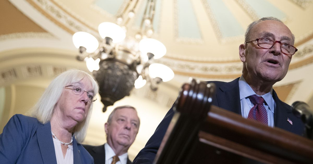 The failed bipartisan infrastructure vote within the Senate, defined
