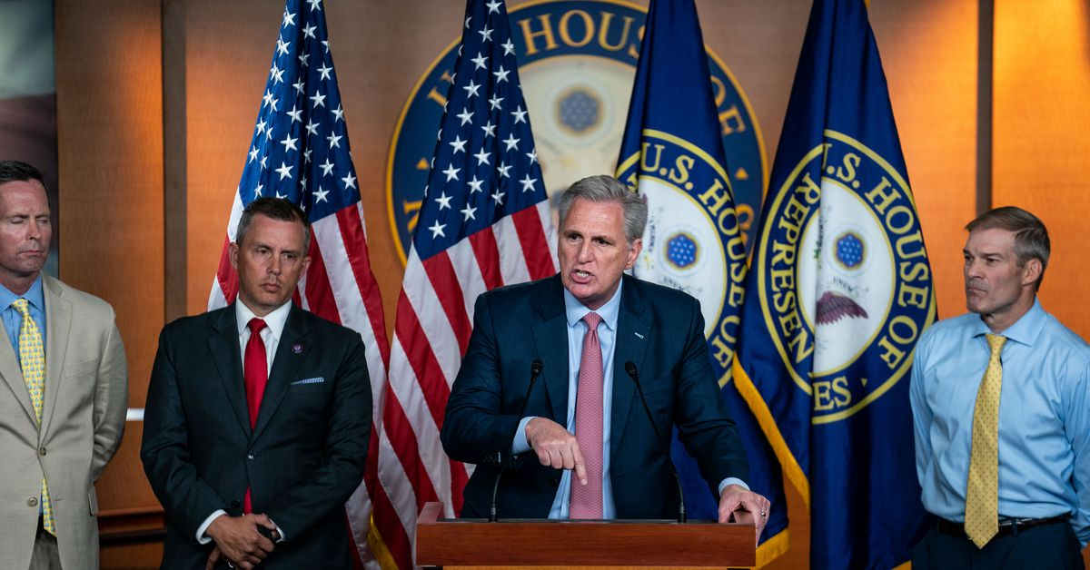 How Kevin McCarthy tried to sabotage the Home January 6 investigation