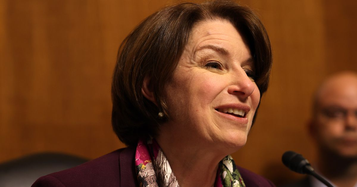 Amy Klobuchar's new invoice would repeal some Part 230 protections for tech corporations