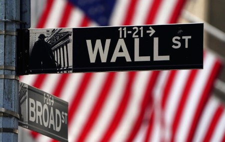 US STOCKS-Wall Road posts report closing highs as financials lead rebound