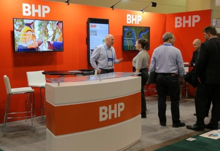 BHP indicators conditional port companies deal for Canada potash mine