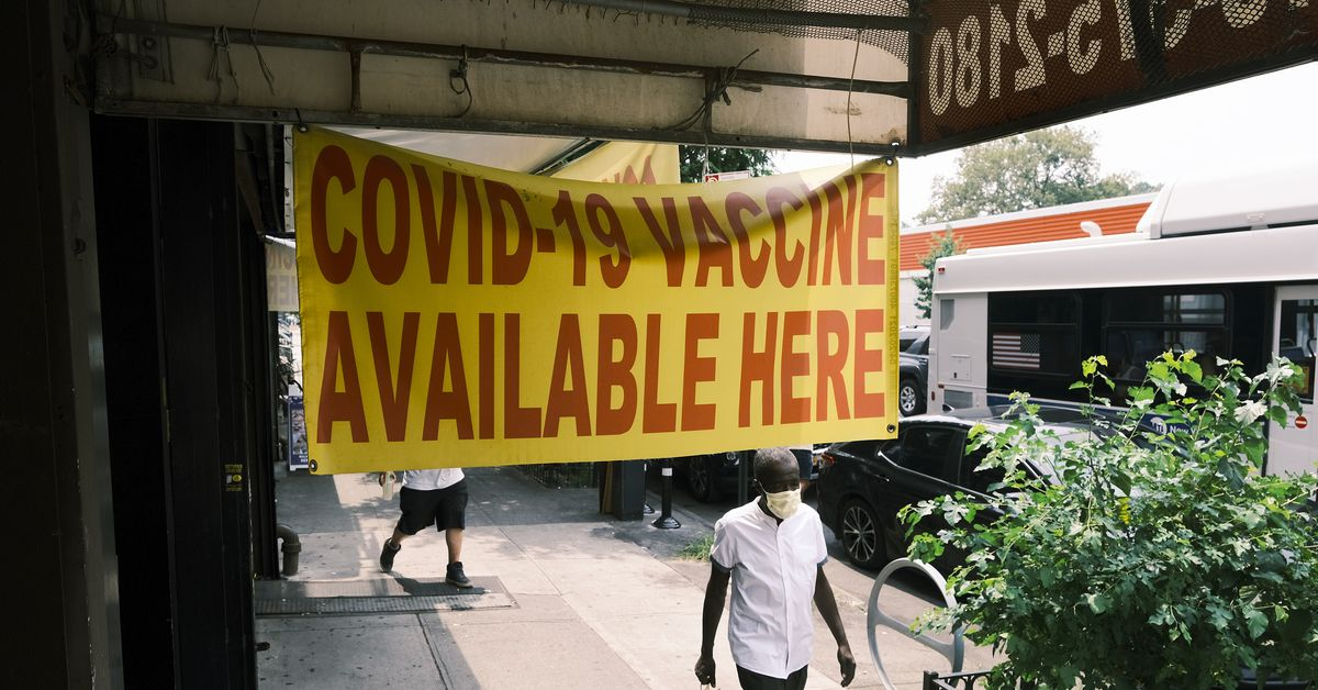 Mandate the vaccine, not masks