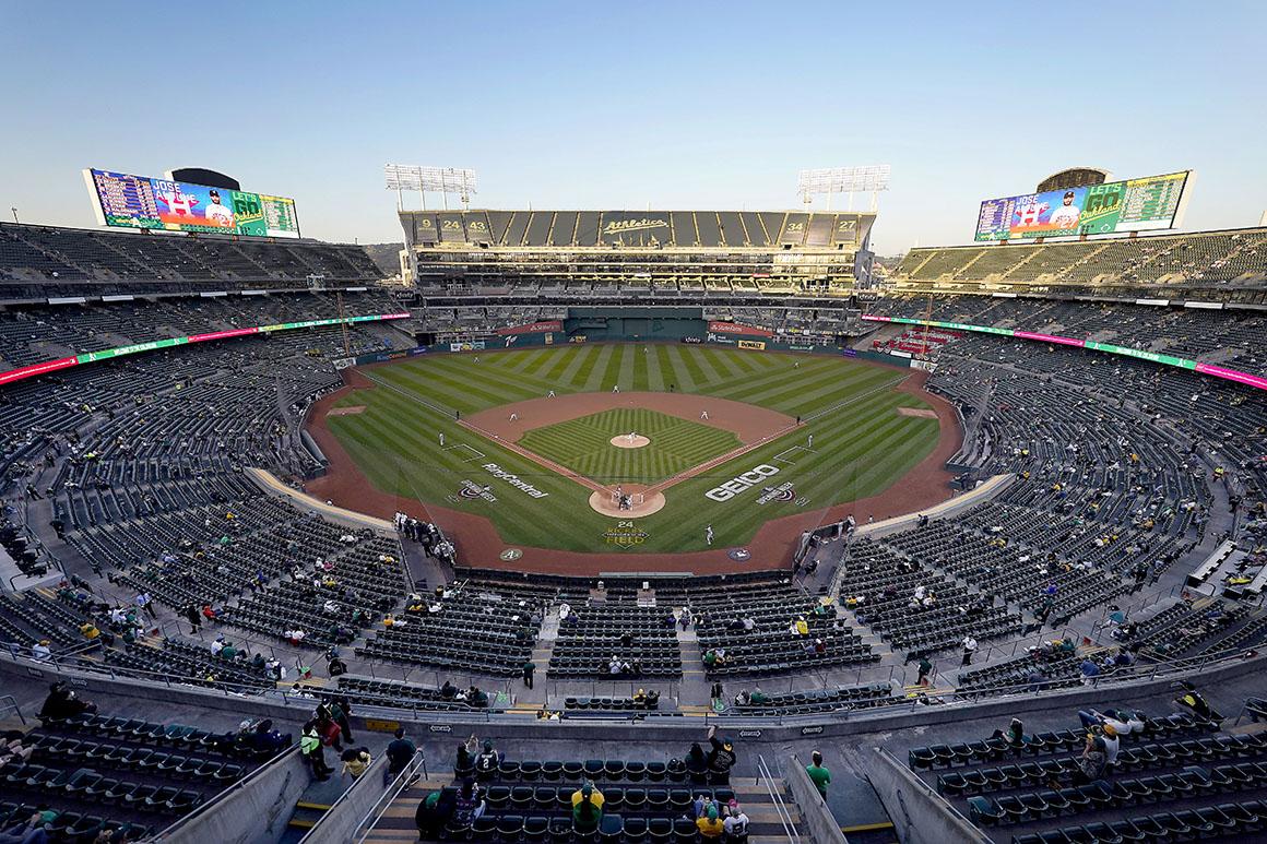 A $280M handout for baseball? Secret California price range merchandise may juice Oakland mission