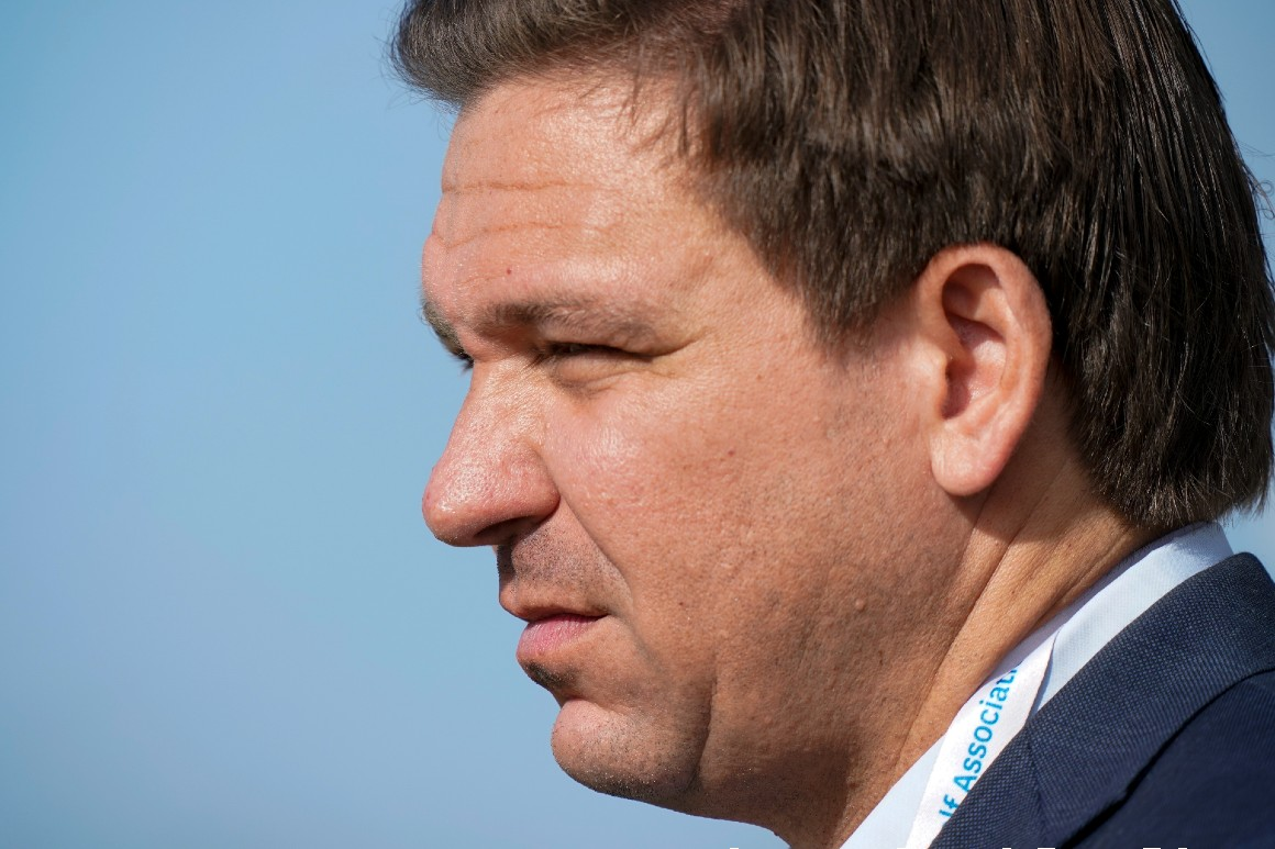 Ballot: With out Trump within the race, DeSantis dominates 2024 GOP White Home hopefuls